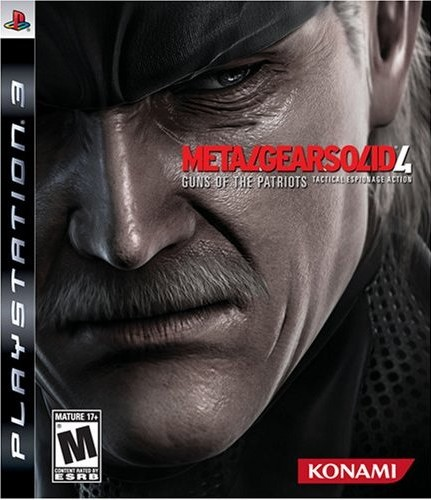 MGS4 Jaquette 003