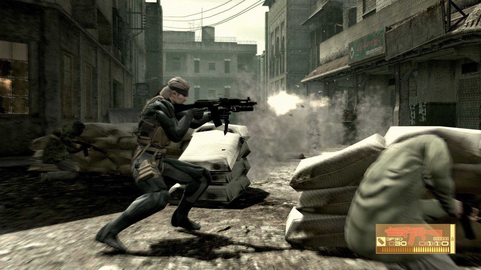 MGS4 PS3 Editeur 026