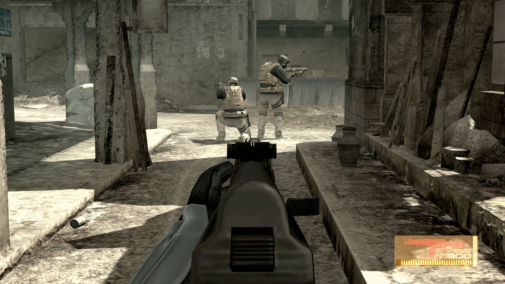 MGS4 PS3 Editeur 035