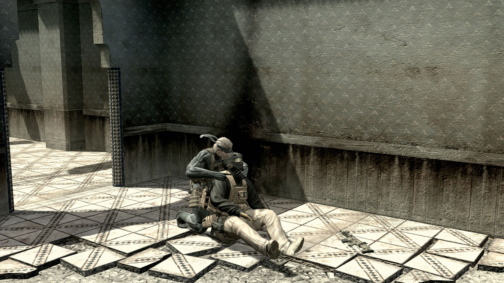 MGS4 PS3 Editeur 050