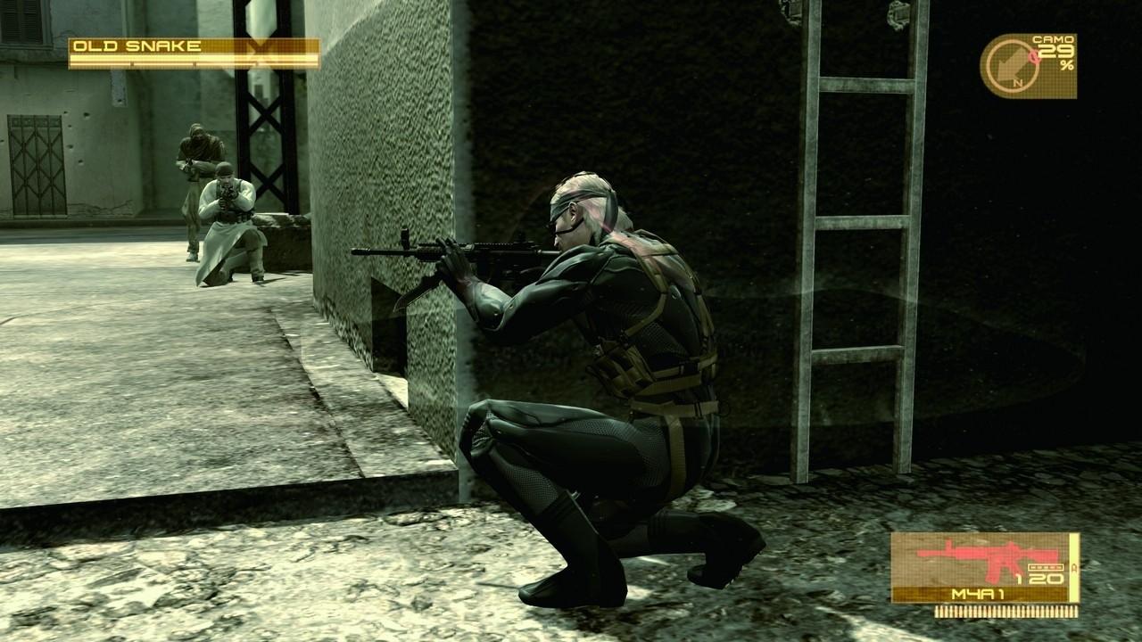 MGS4 PS3 Editeur 072
