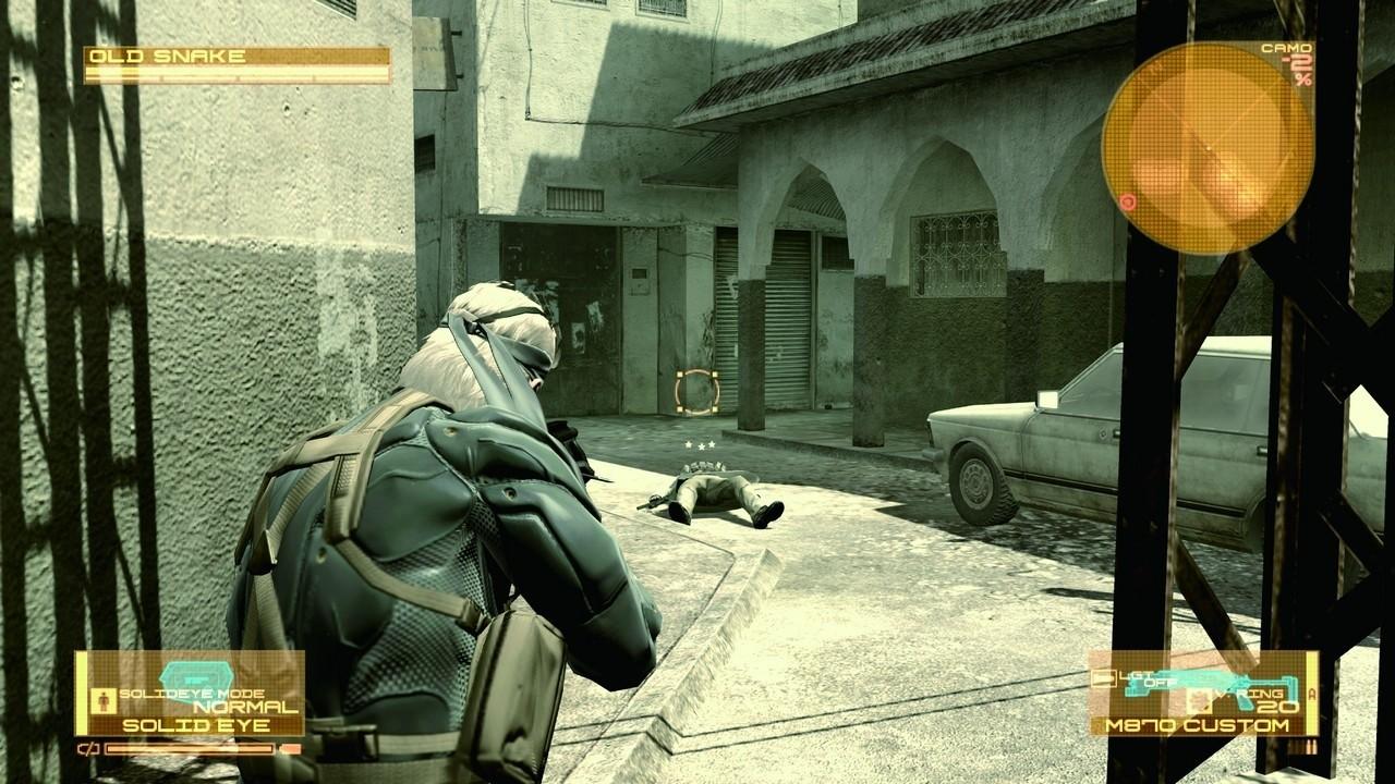 MGS4 PS3 Editeur 075
