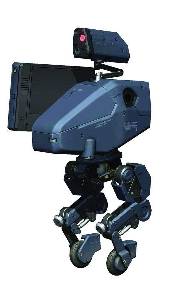 MGS4 PS3 Visuel 002