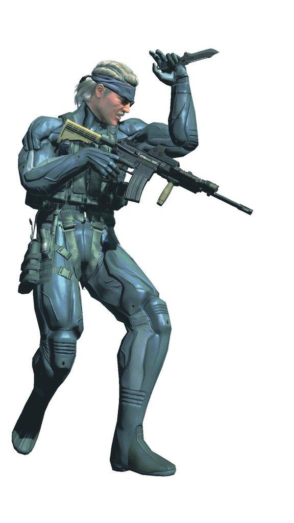 MGS4 PS3 Visuel 003