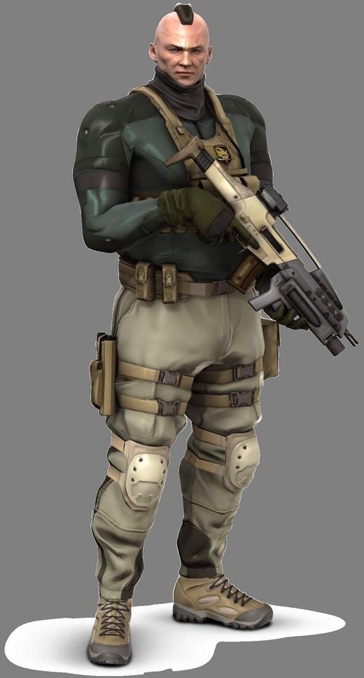 MGS4 PS3 Visuel 020