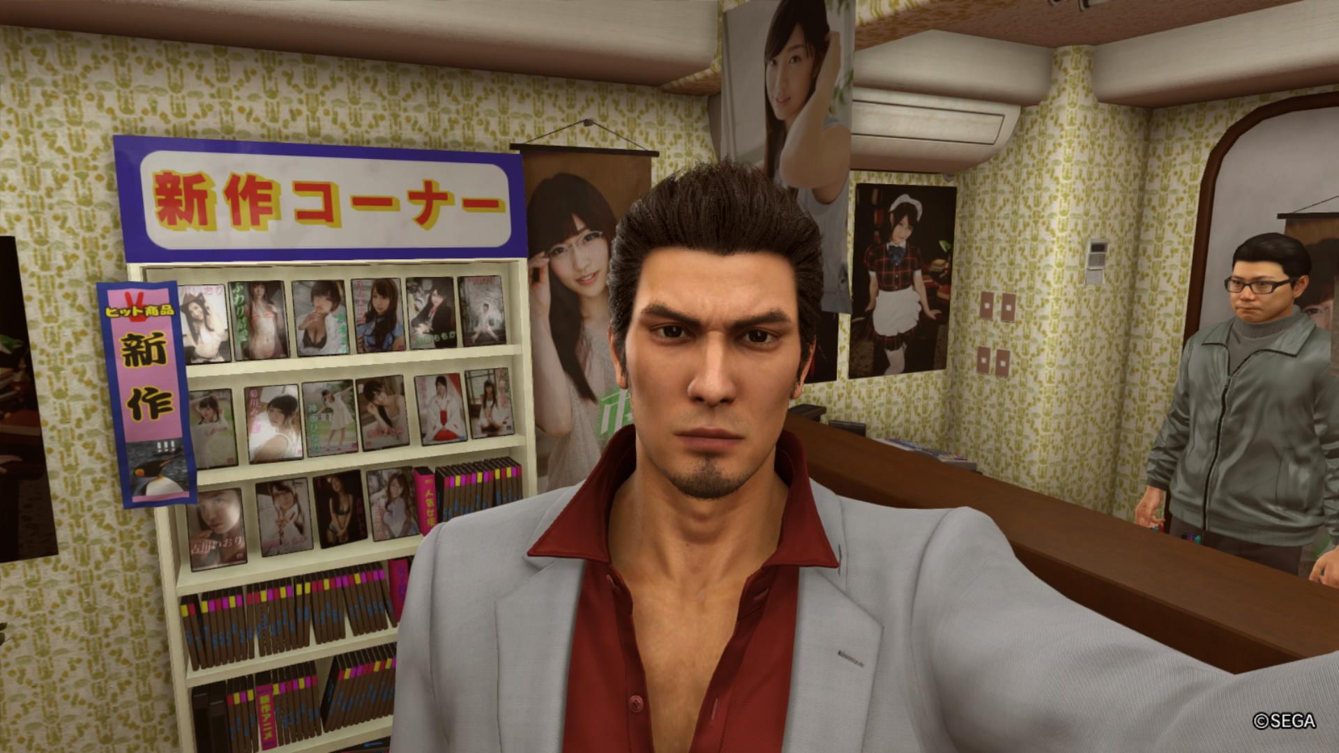 YakuzaKiwami2 PS4 Test 013