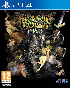 Dragon-sCrownPro PS4 Jaquette 001