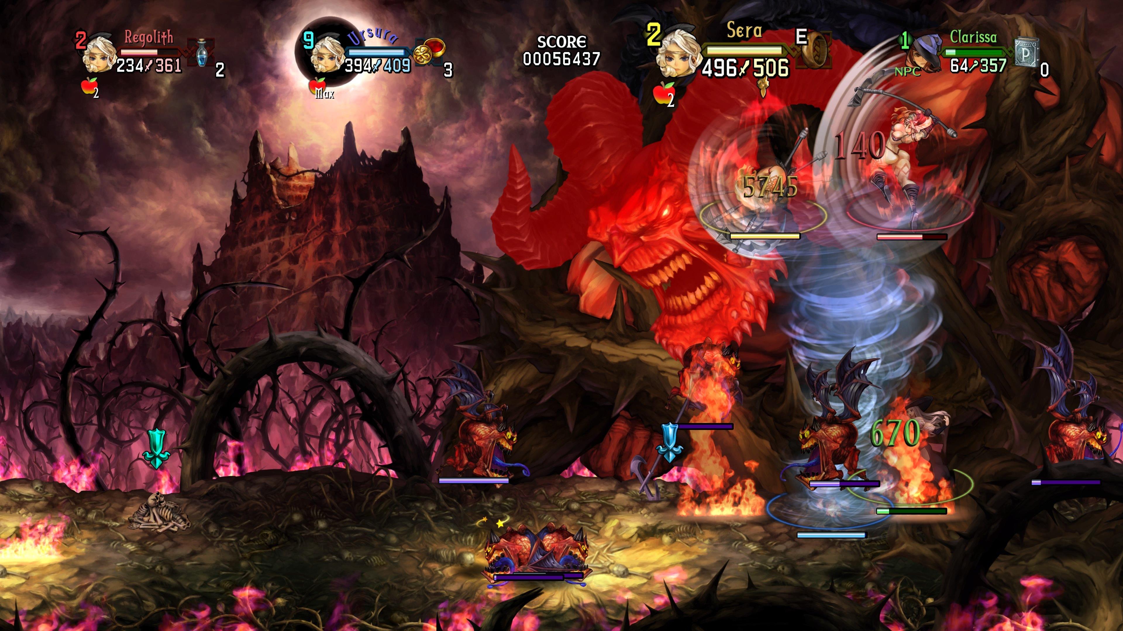 Dragon-sCrownPro PS4 Test 004