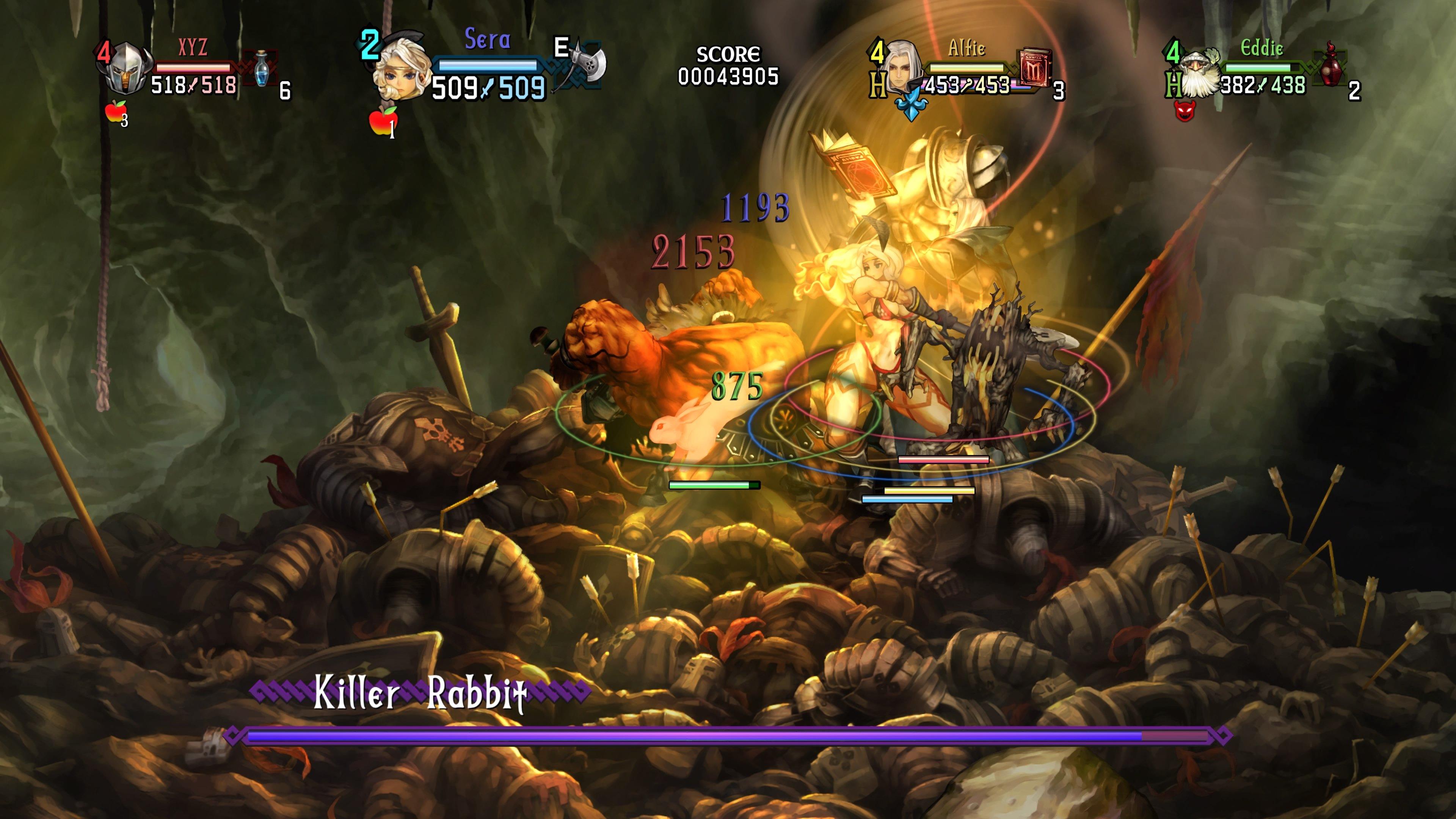 Dragon-sCrownPro PS4 Test 006