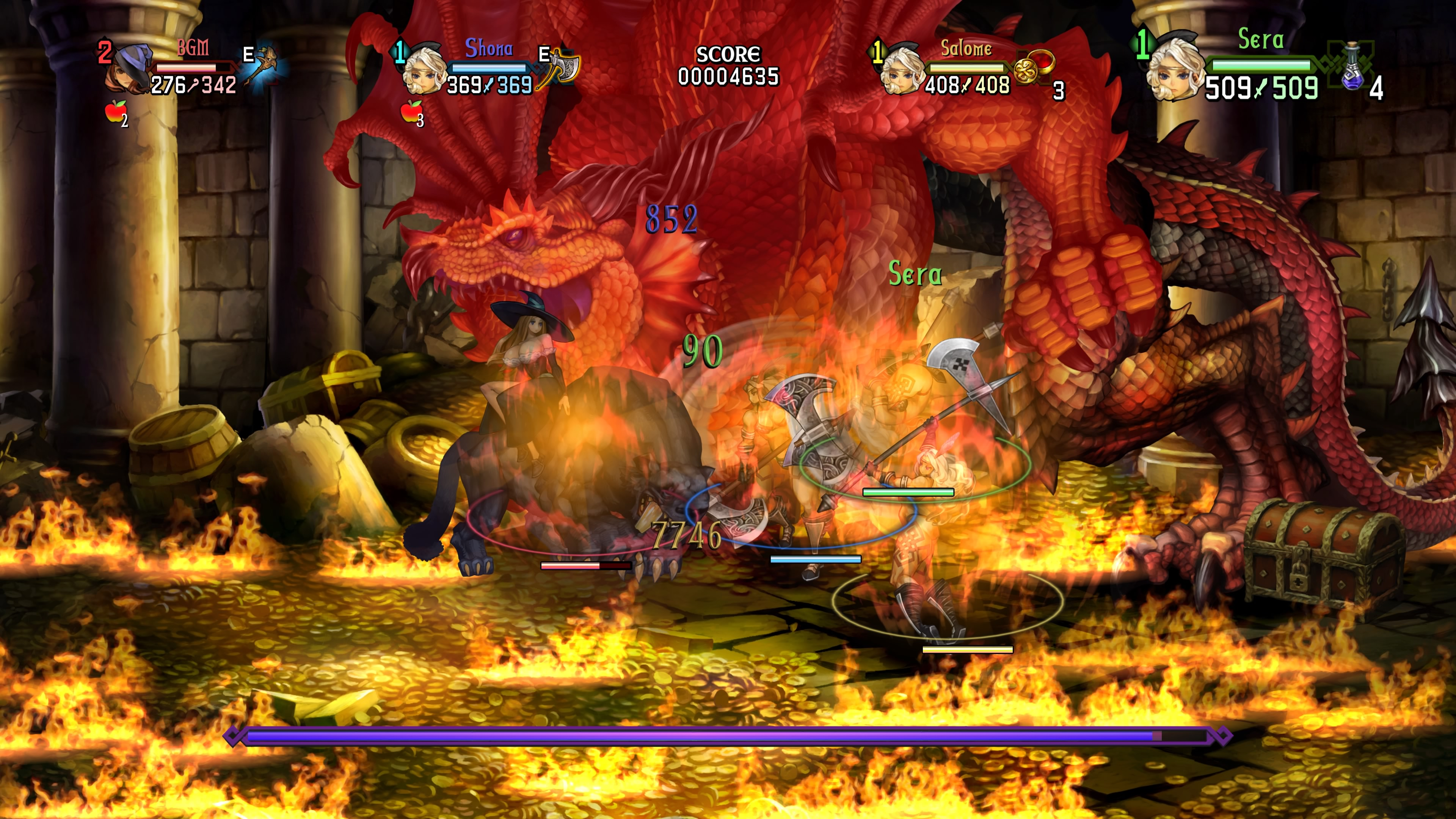 Dragon-sCrownPro PS4 Test 010
