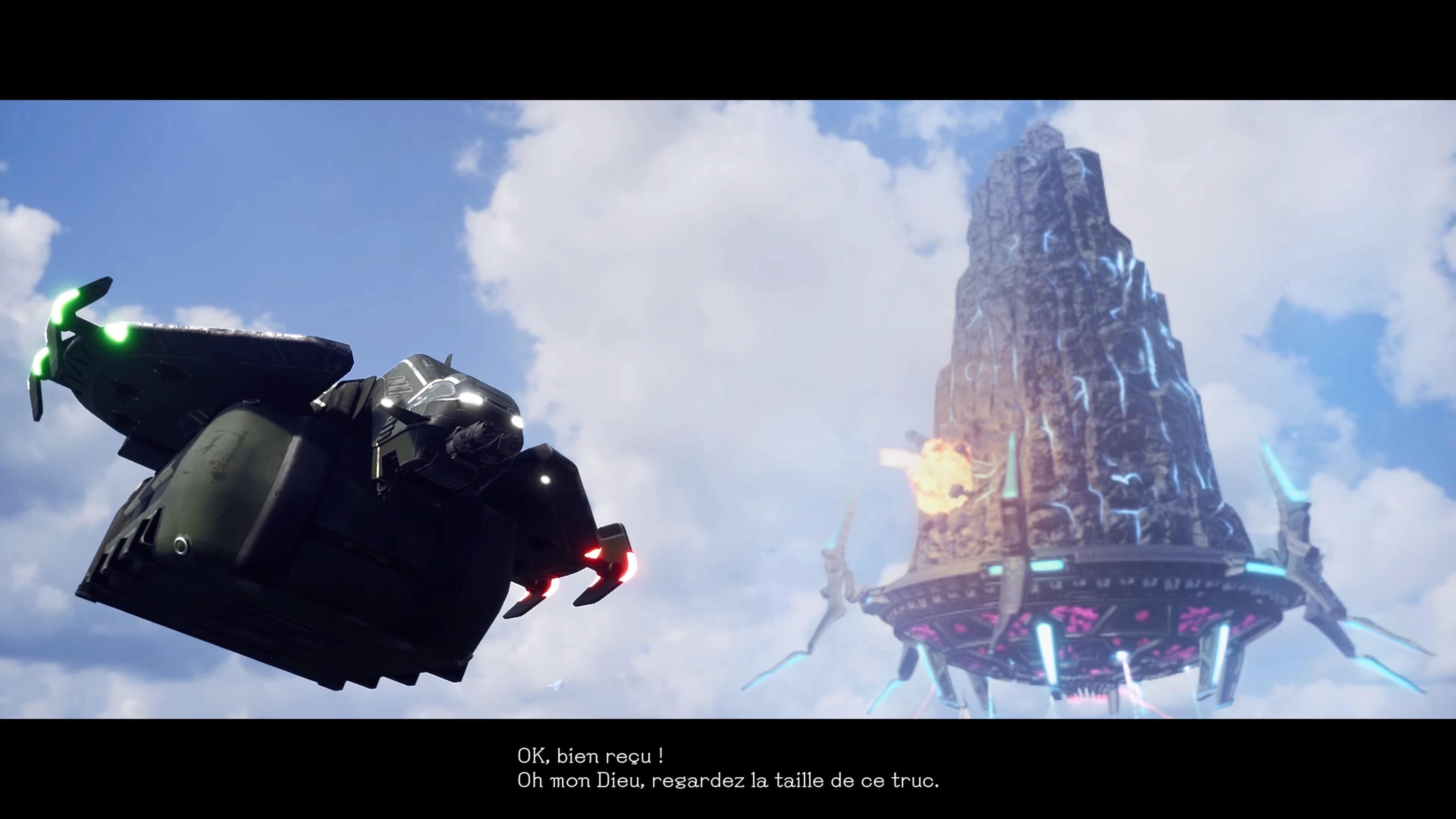 EarthDefenseForce-IronRain PS4 Test 001