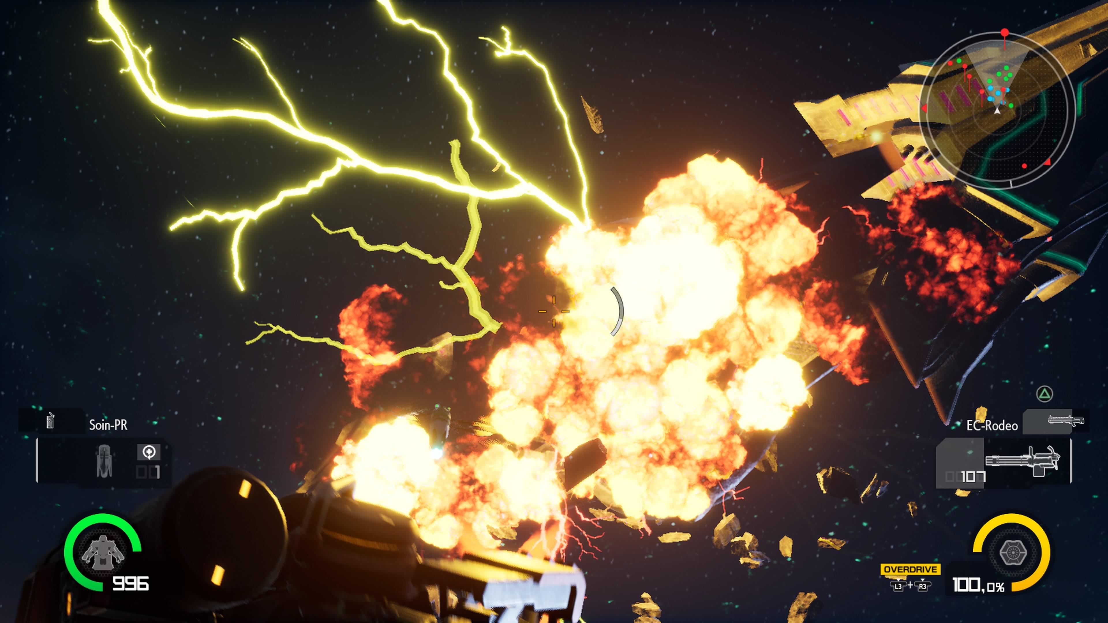 EarthDefenseForce-IronRain PS4 Test 015