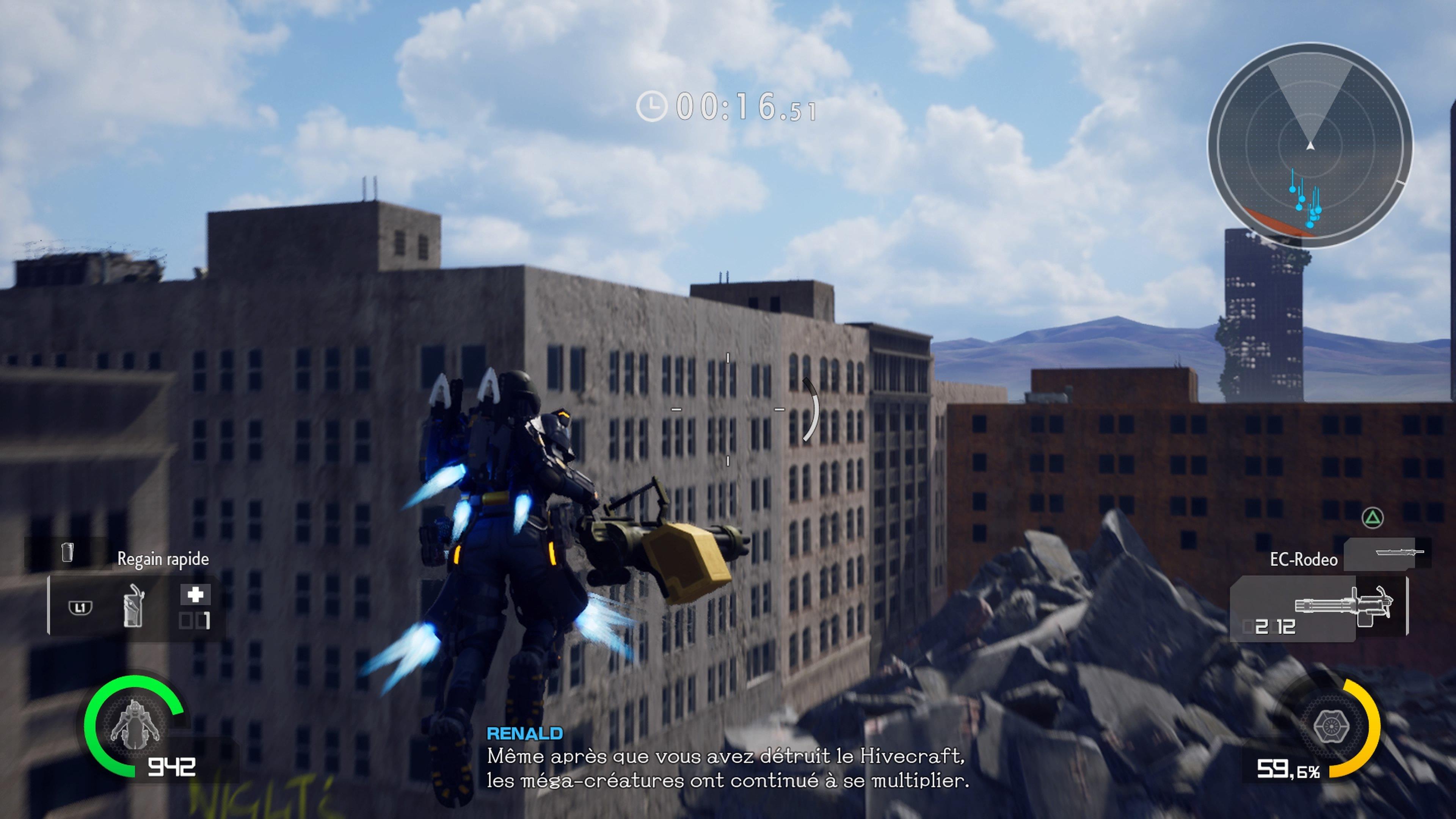 EarthDefenseForce-IronRain PS4 Test 019