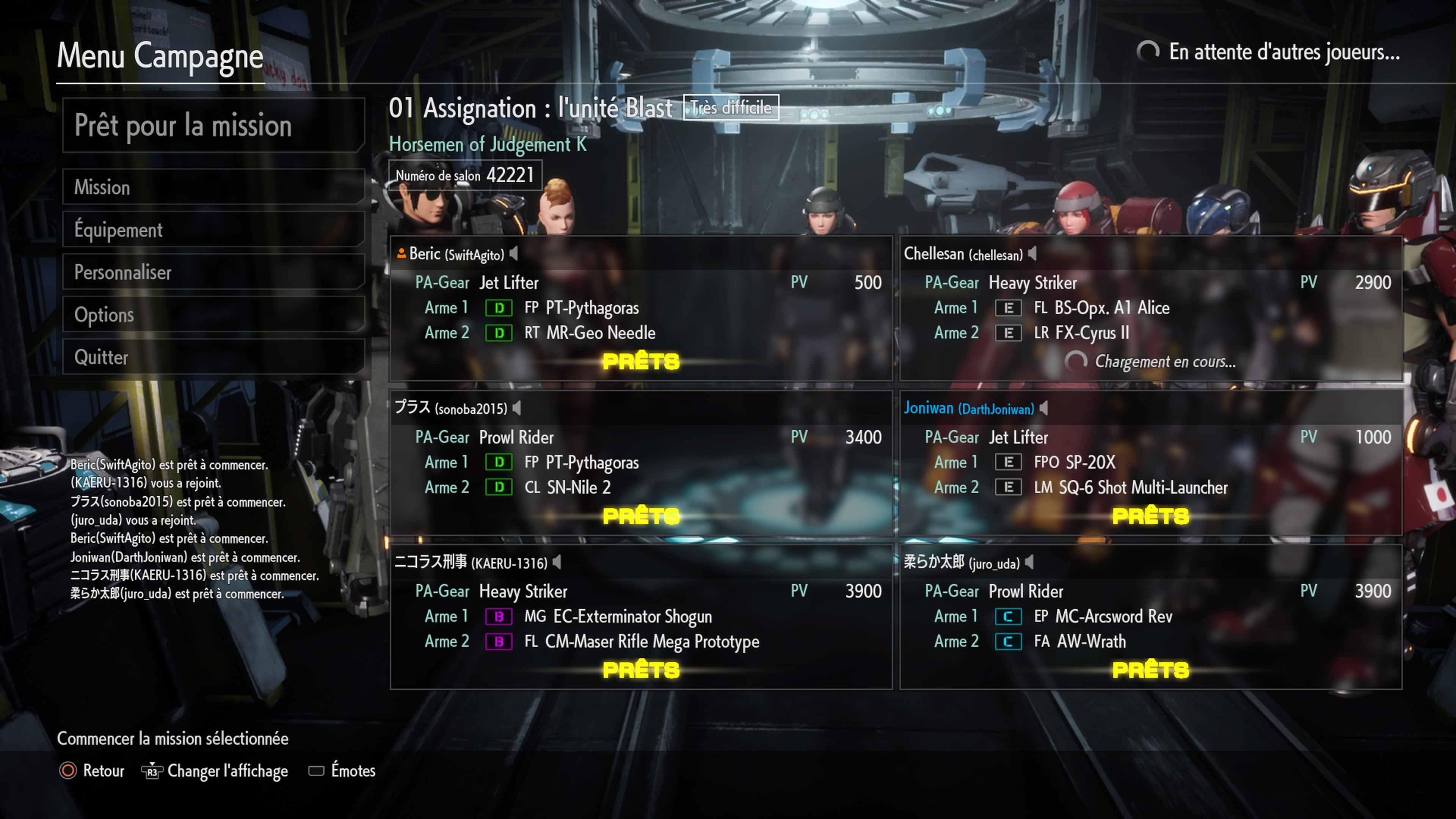 EarthDefenseForce-IronRain PS4 Test 020