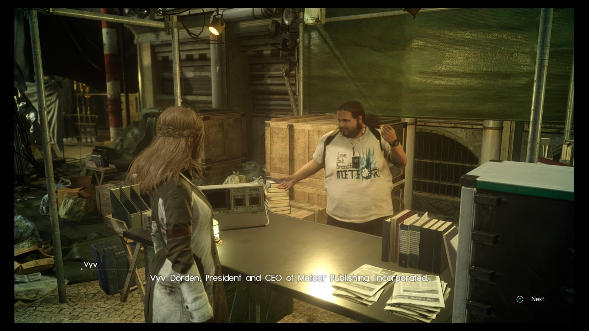 FinalFantasyXVComrades PS4 Test 012