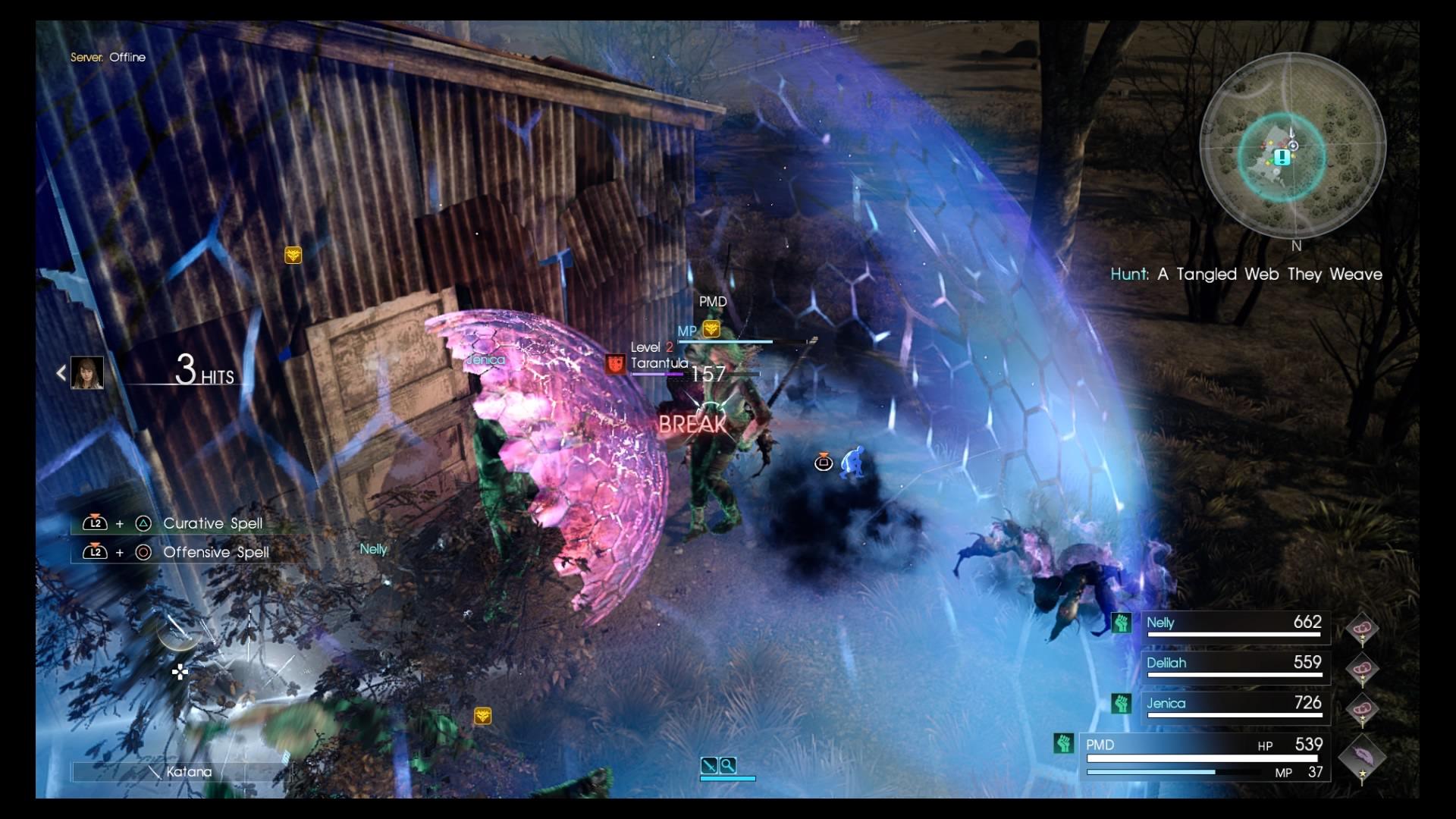 FinalFantasyXVComrades PS4 Test 021