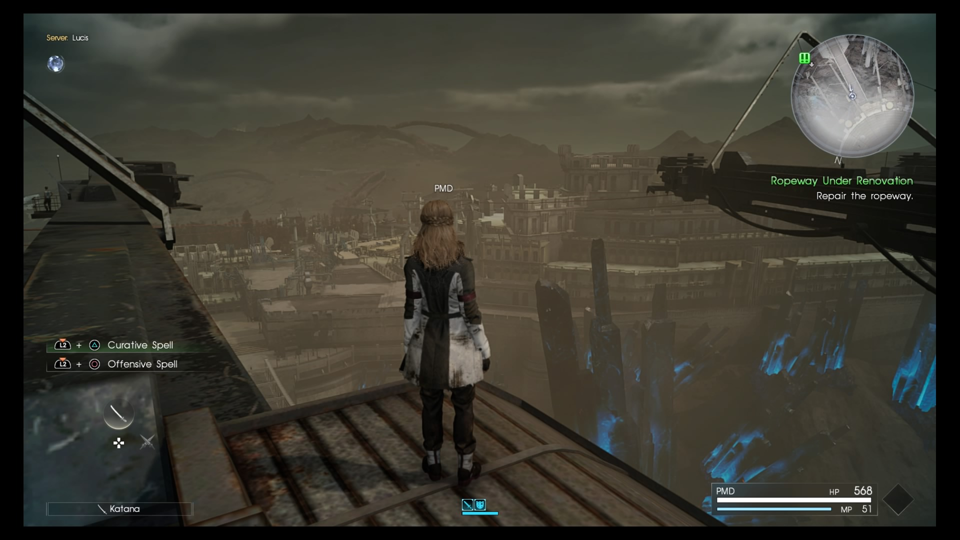 FinalFantasyXVComrades PS4 Test 029