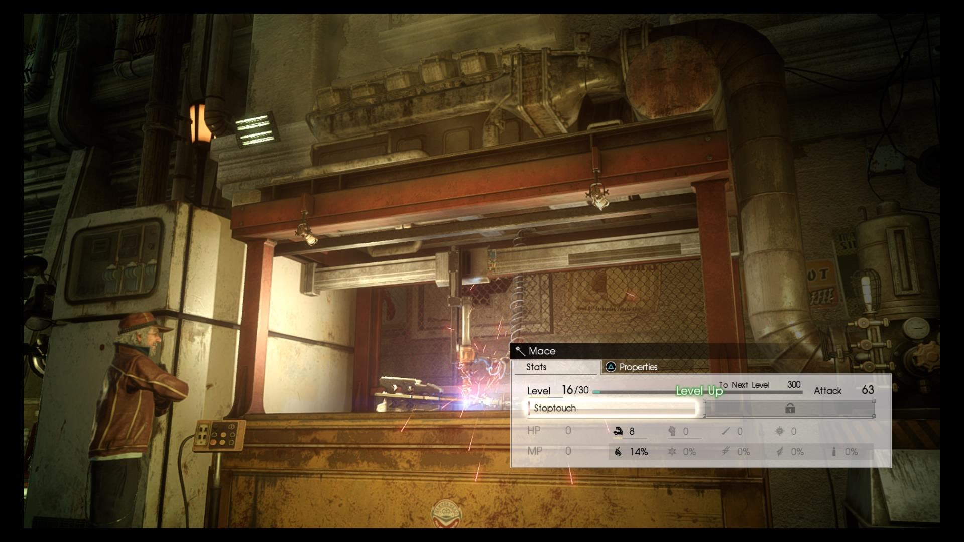 FinalFantasyXVComrades PS4 Test 033