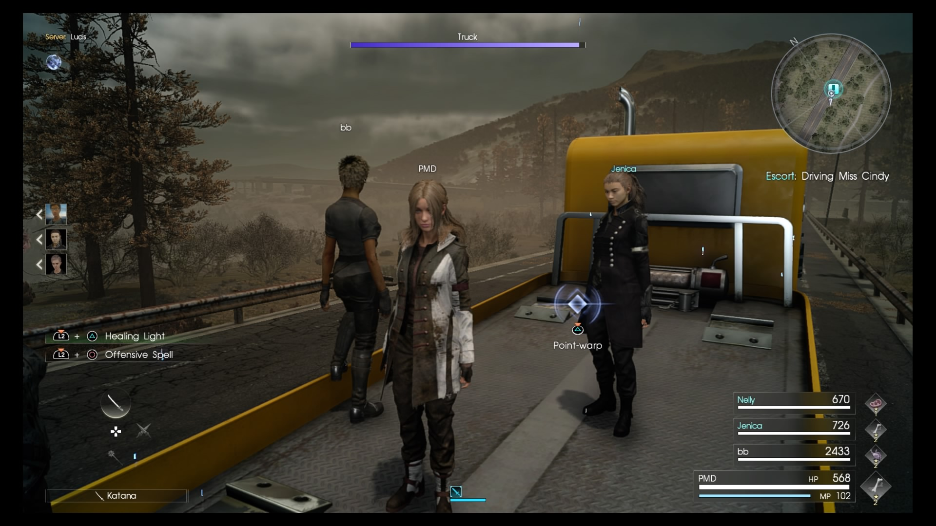 FinalFantasyXVComrades PS4 Test 035