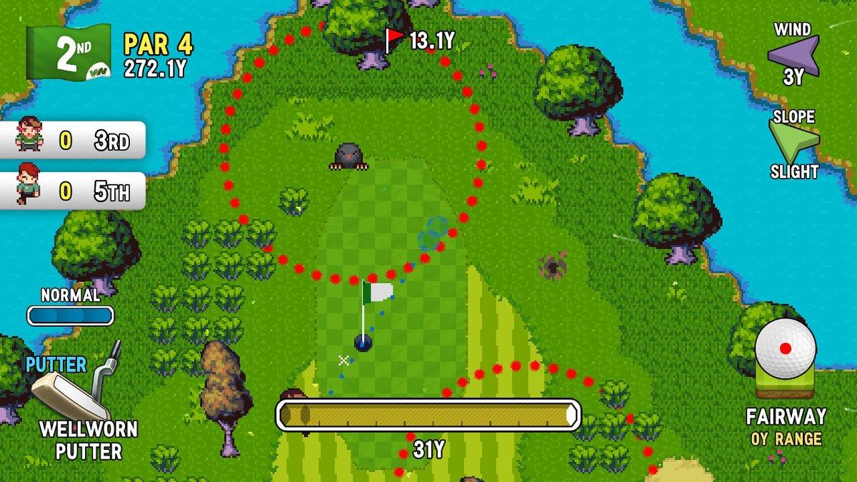 GolfStory Switch Test 007