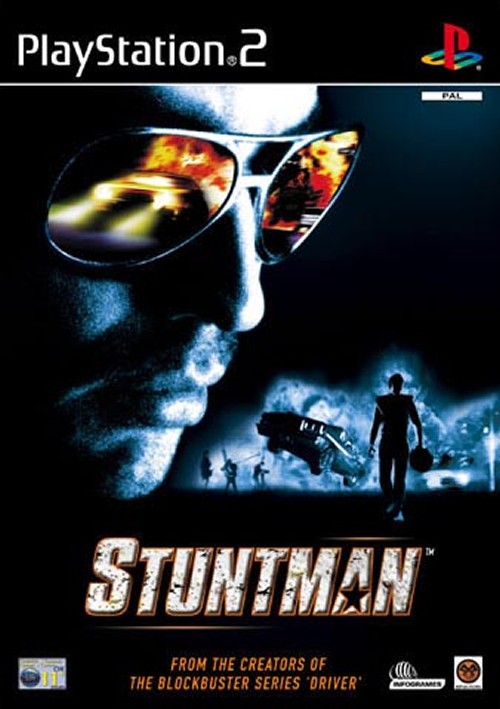 Stuntman PS2 jaquette