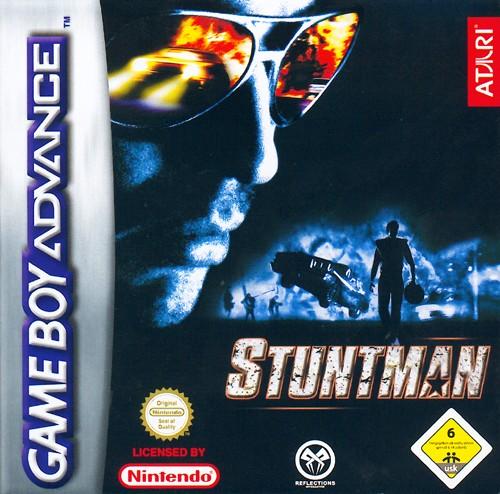 Stuntman GBA jaquette