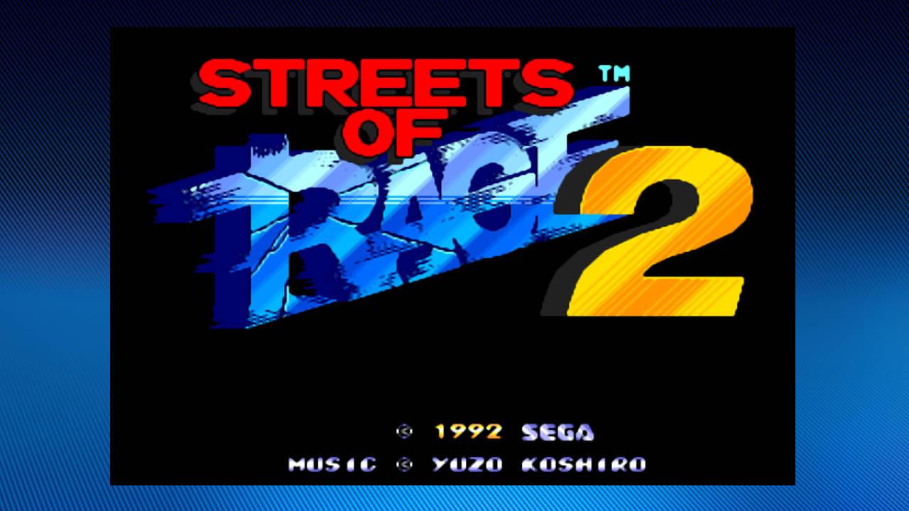 StreetsofRageII XBLA Editeur 001