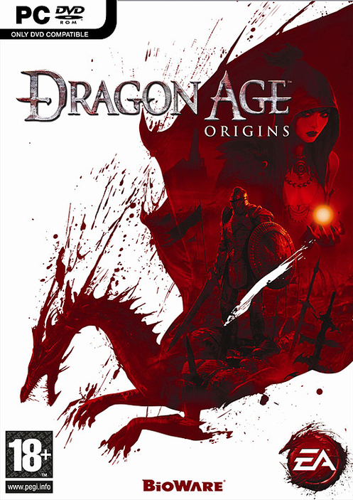 DragonAgeOrigins PC jaquette001