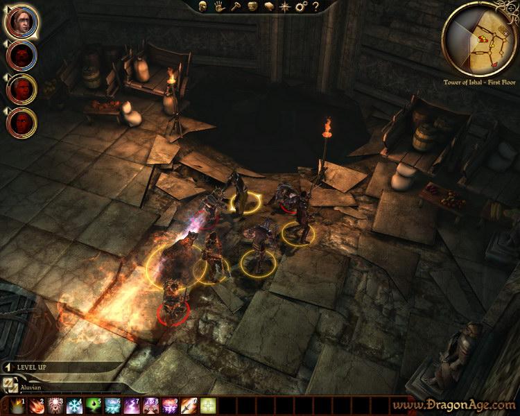 Dragon Age Multi Ed009