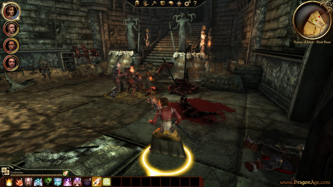 Dragon Age Multi Ed021