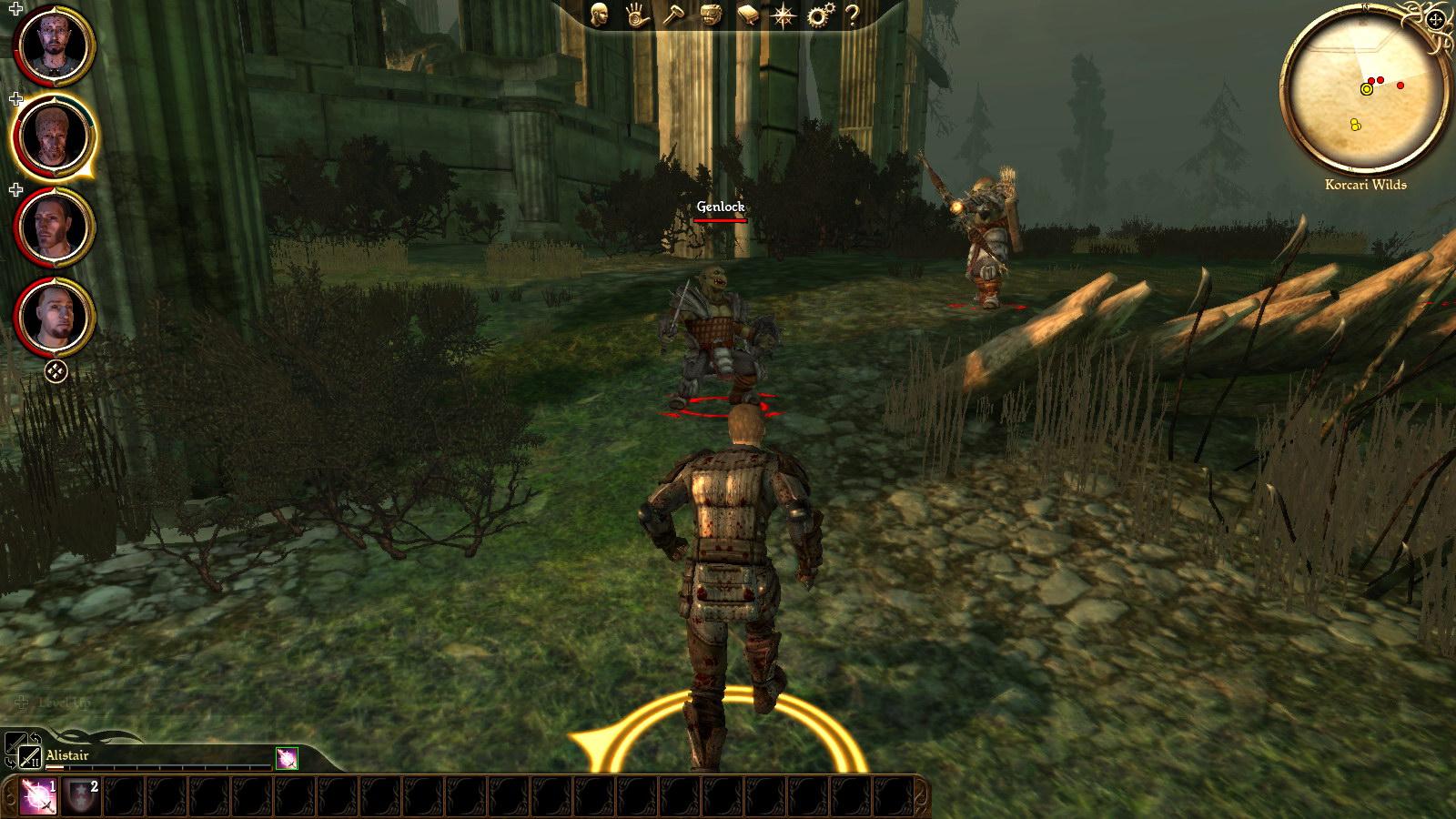 Dragon Age Multi Ed060