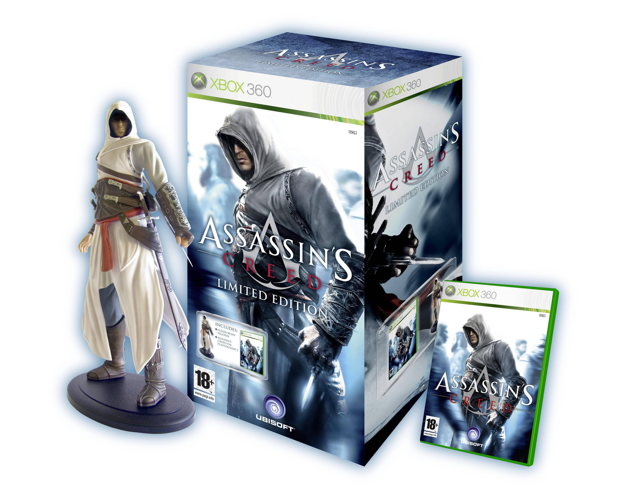 Assassin Creed Edition Limitee X360