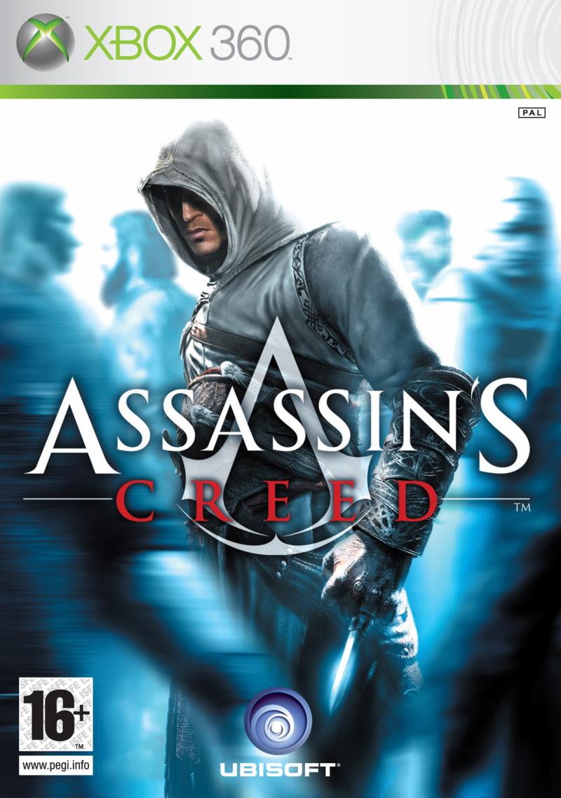 AssassinsCreed 360 Jaquette