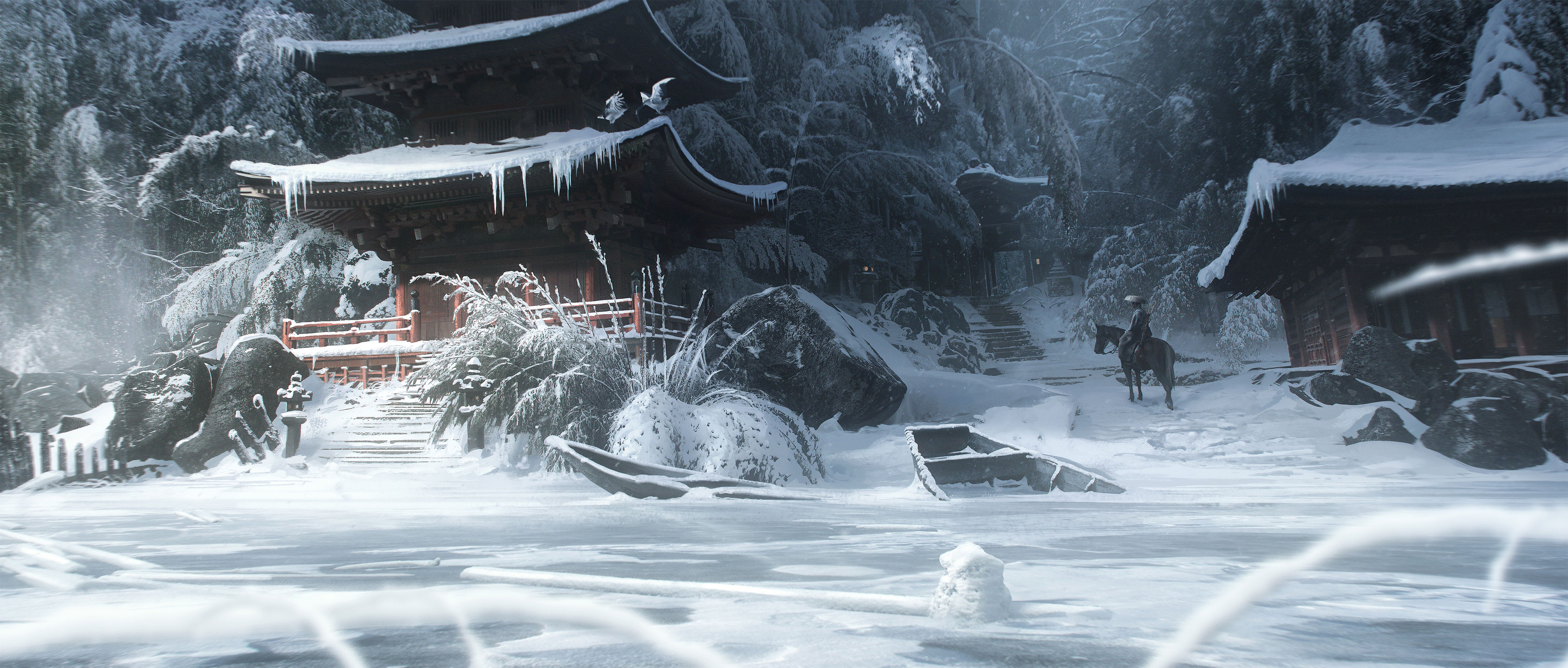 GhostofTsushima PS4 Editeur 008