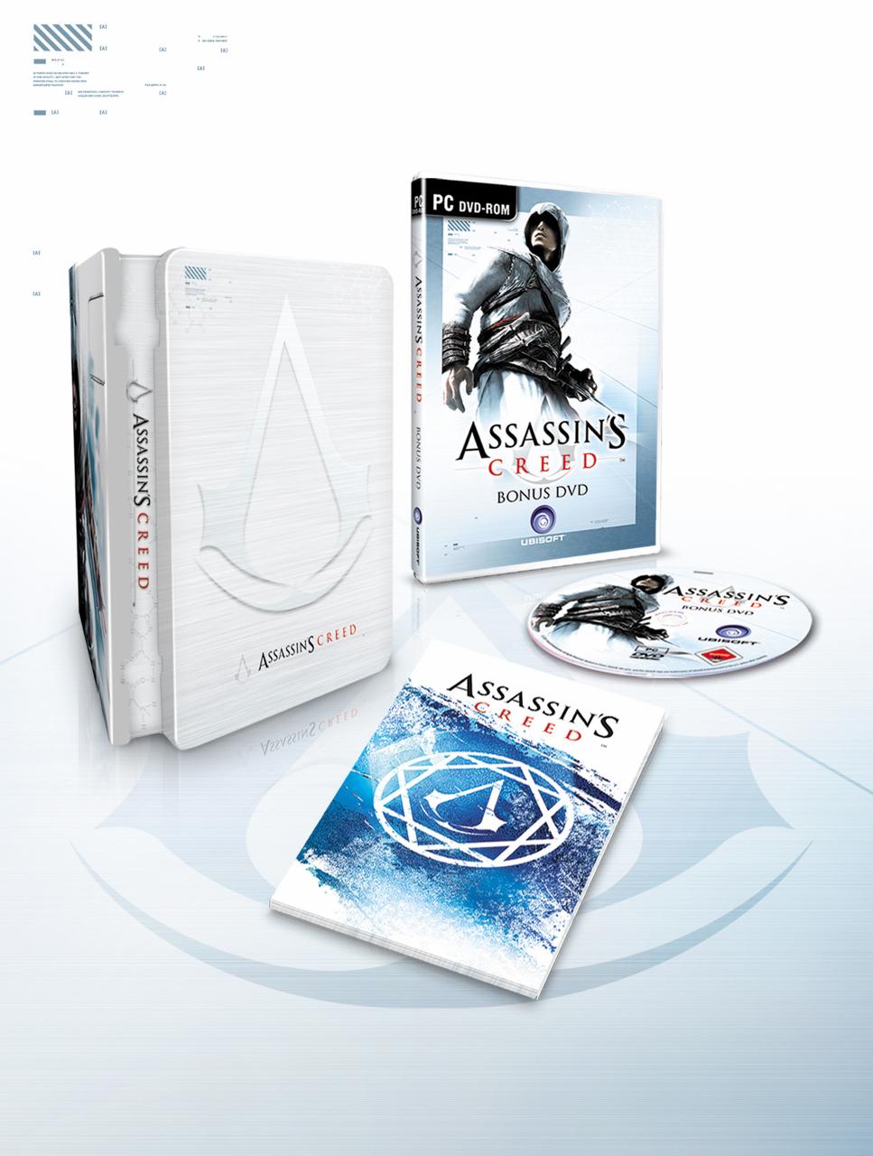 Assassin Creed Edition Limitee PC
