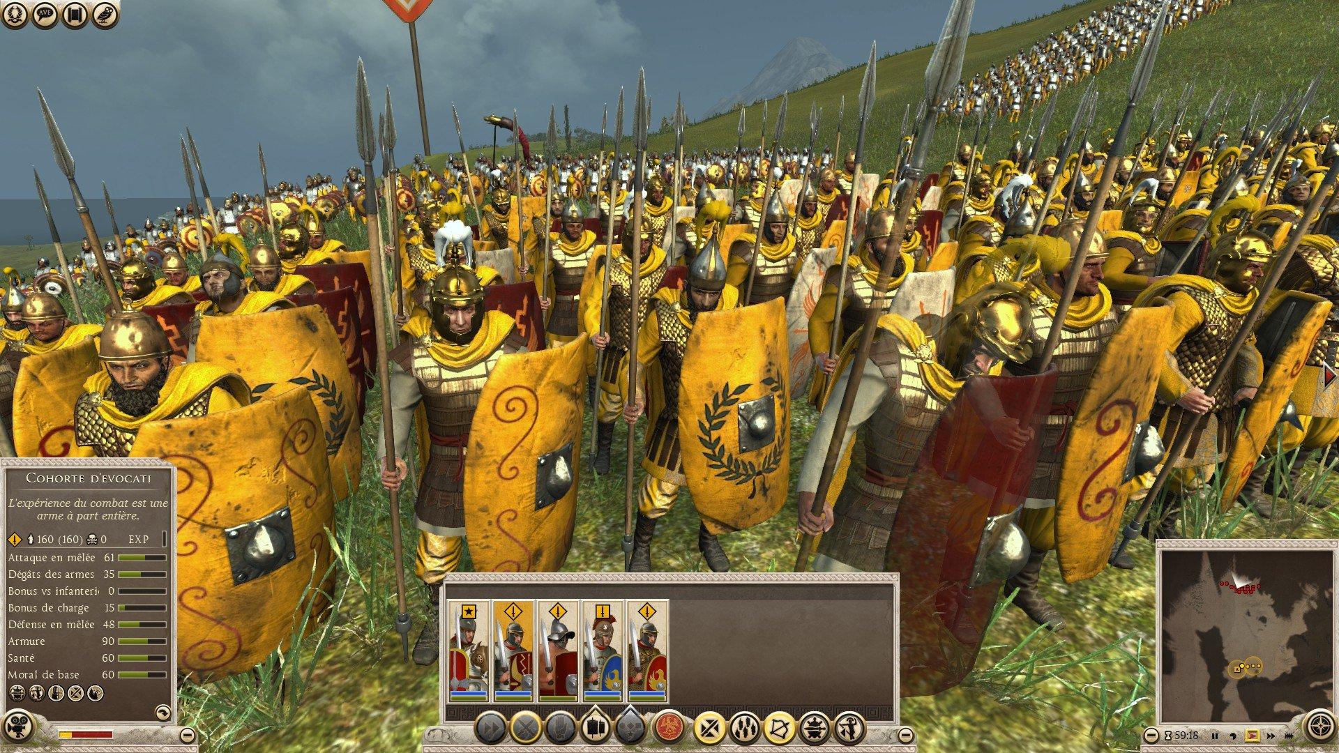 TotalWarRomeII-EmpireDivided PC Test 006