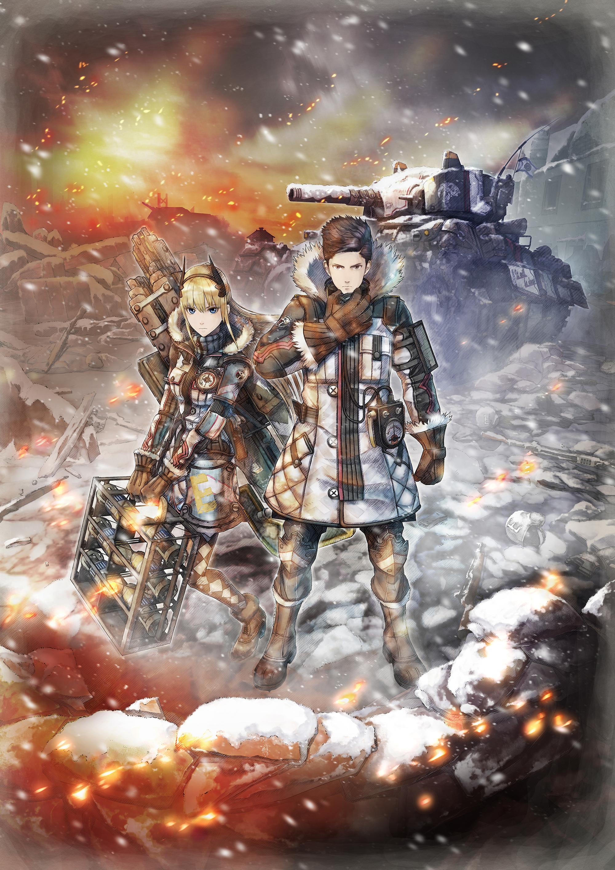 ValkyriaChronicles4 PS4 News 003