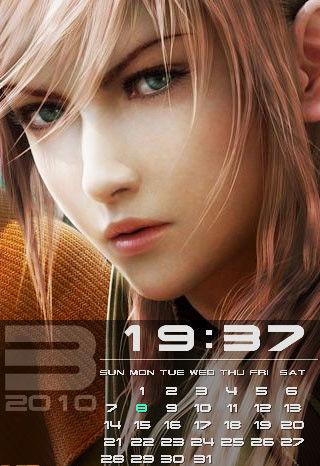 FFXIII iPhone 01