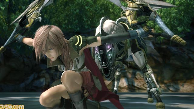 FinalFantasyXIII FamitsuAugust 06