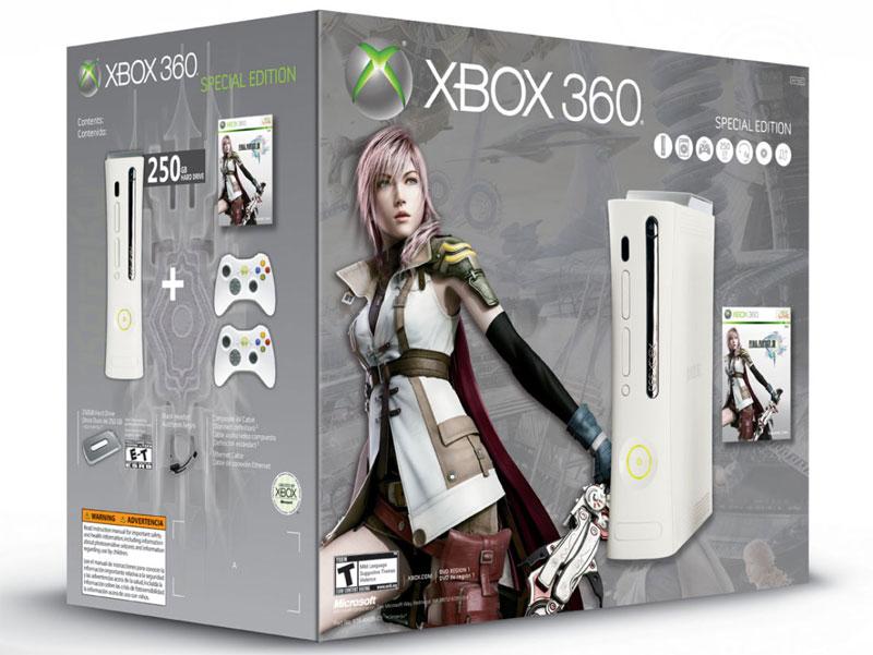 FinalFantasyXIII Xbox360 USBlundle 01