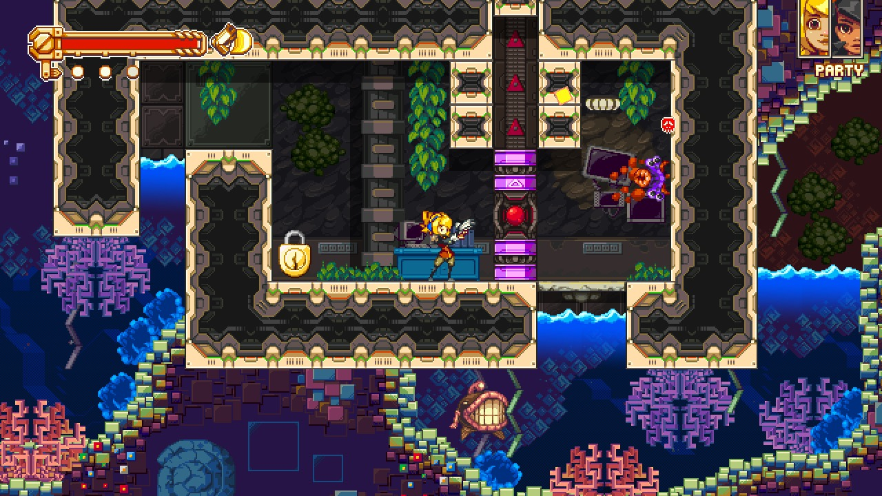 Iconoclasts PC Editeur 011