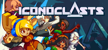 Iconoclasts PC Jaquette 001