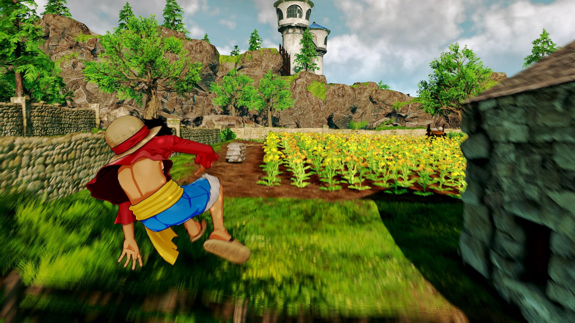OnePiece-WorldSeeker PS4 Editeur 001