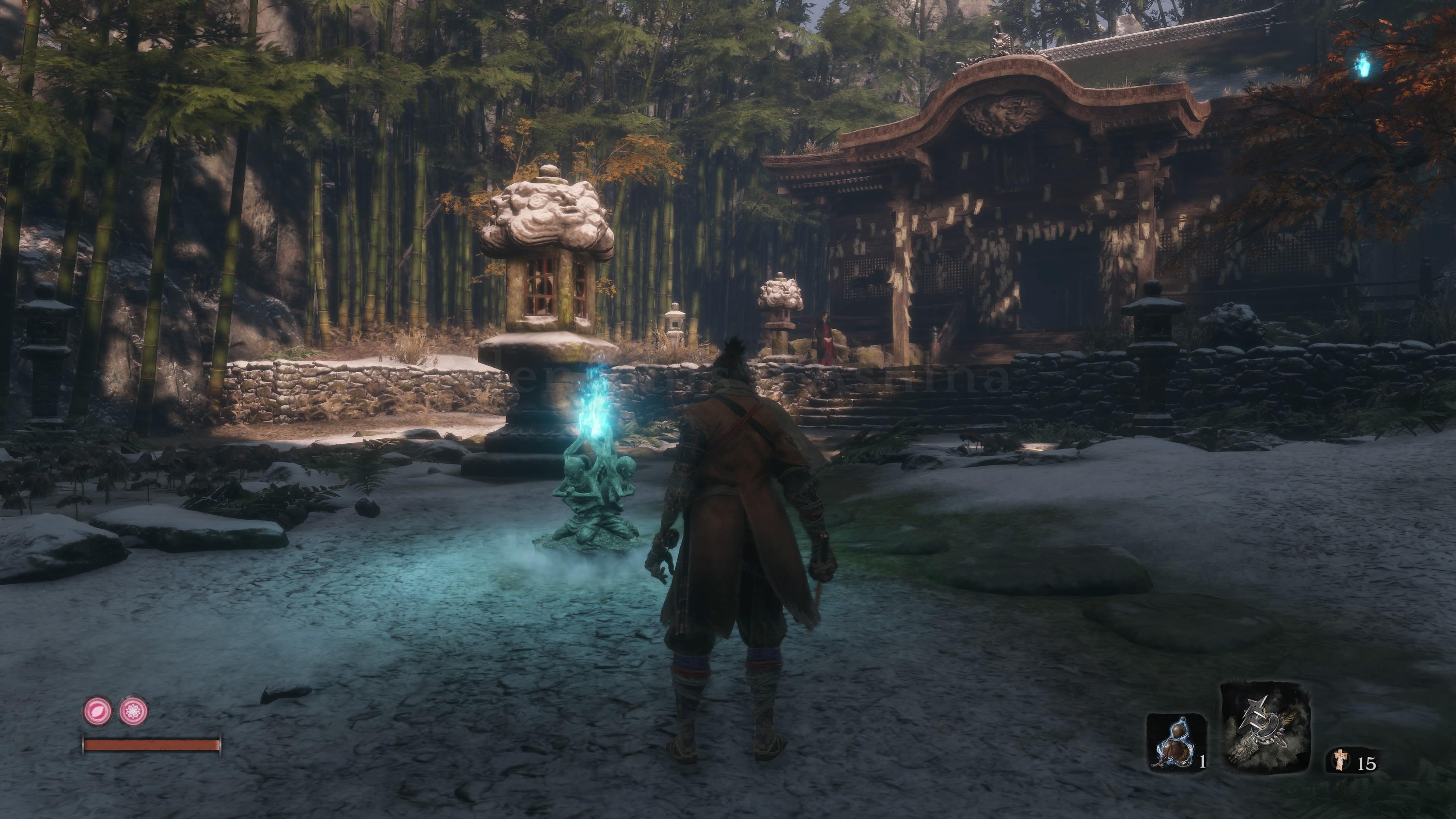 Sekiro-ShadowsDieTwice PS4 Test 011