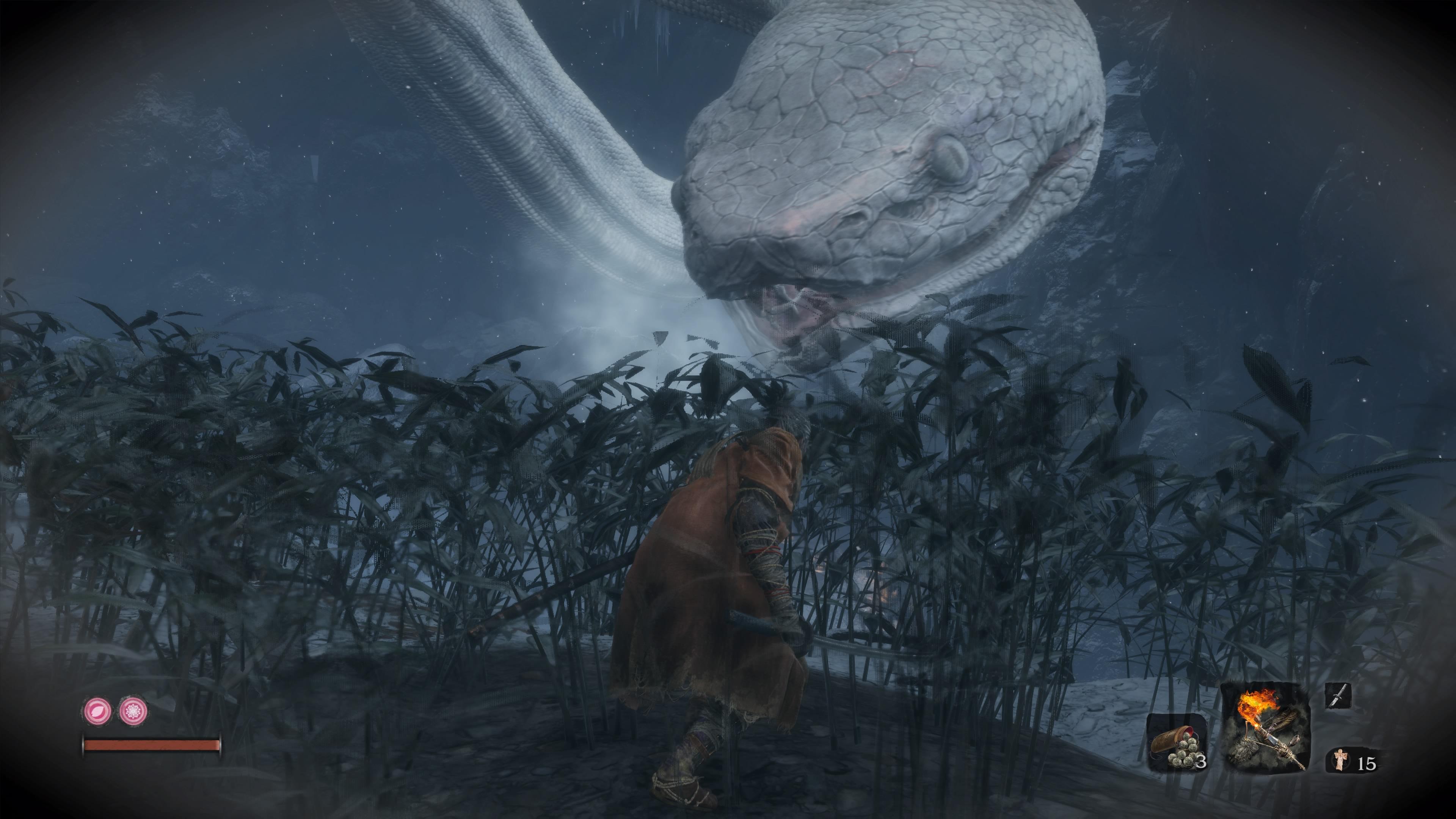 Sekiro-ShadowsDieTwice PS4 Test 015