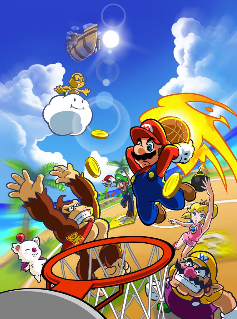 MarioSlam DS Visuel 001