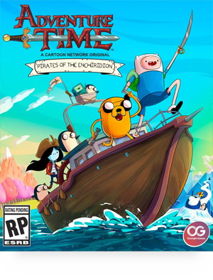 Adventure Time : Pirates of the Enchiridion