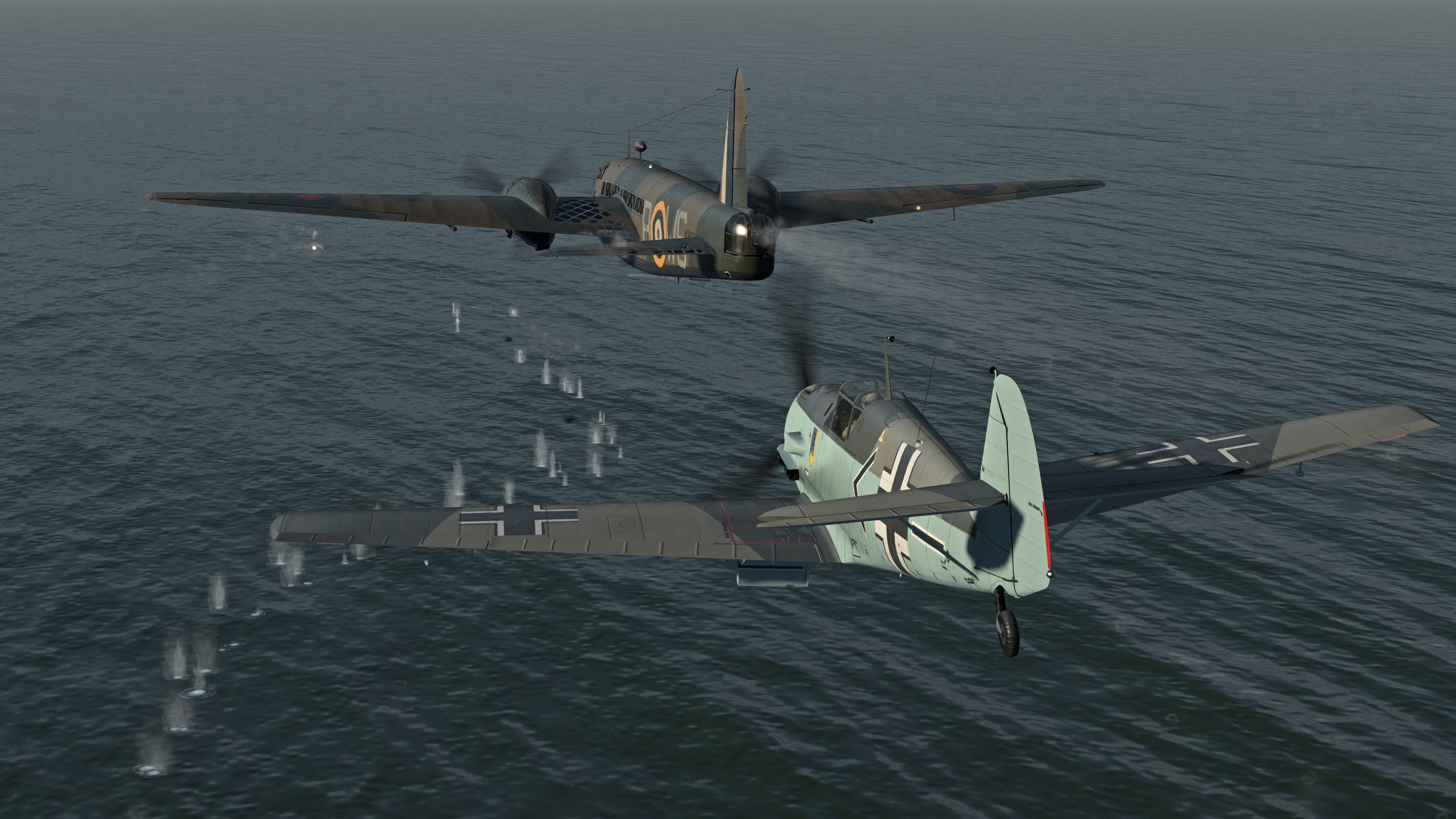 IL-2Sturmovik-CliffsofDoverBlitz PC Editeur 024