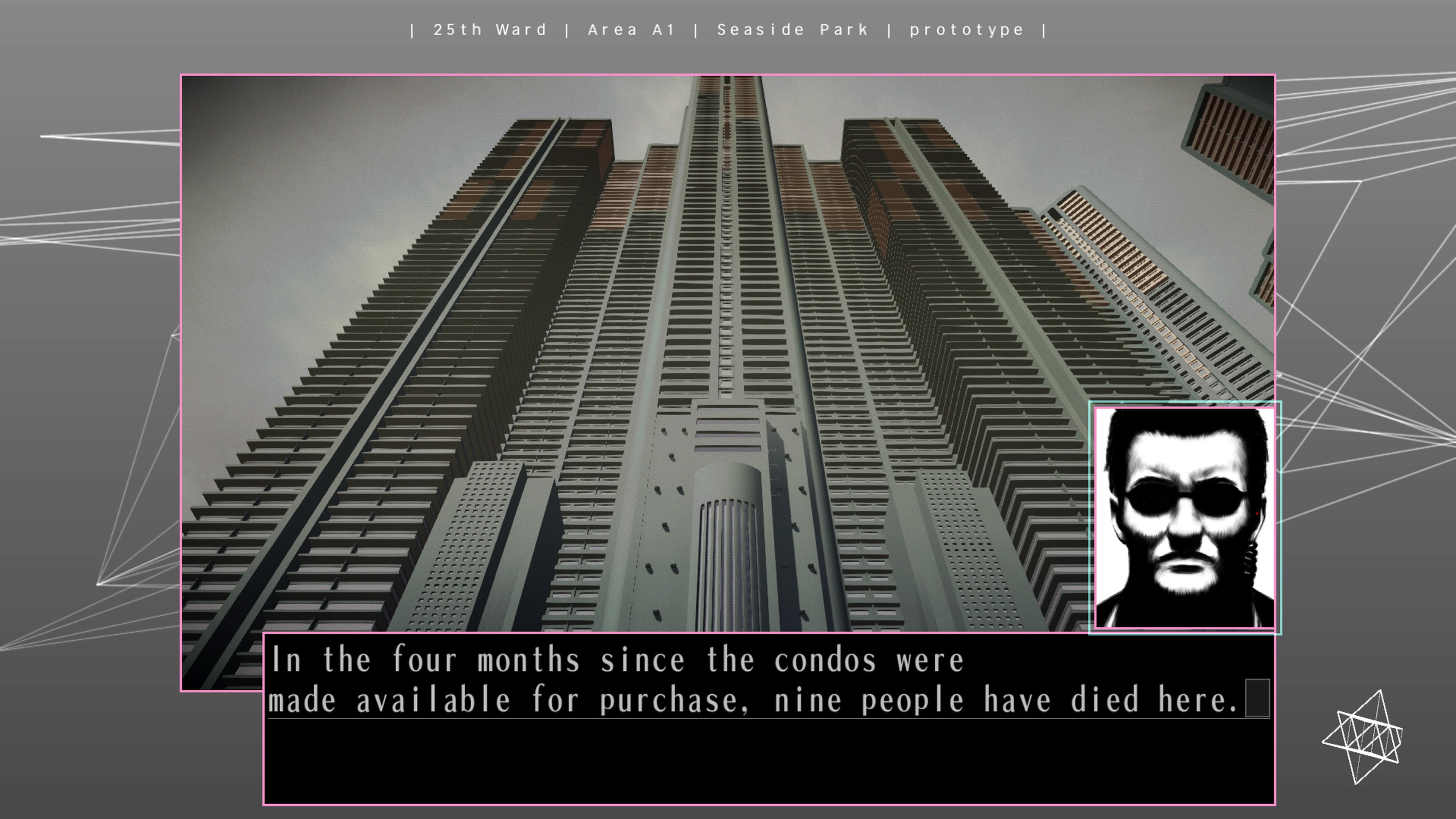 The25thWard-TheSilverCase PS4 Test 002