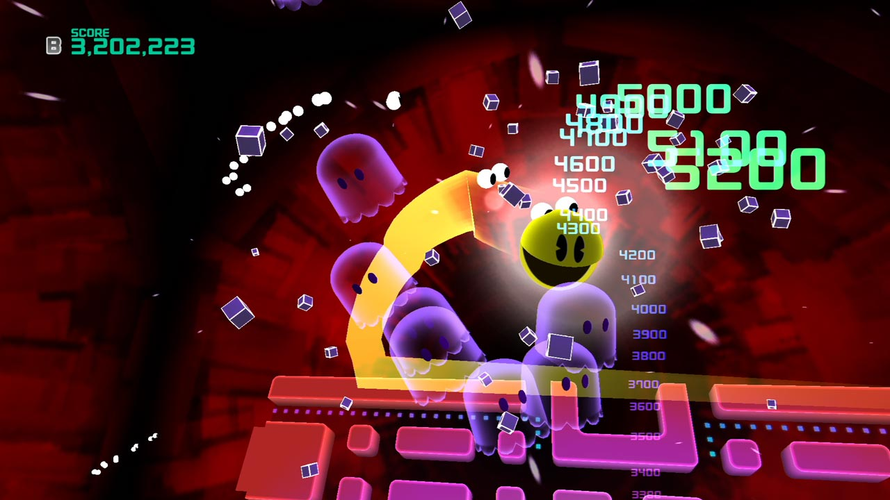 Pac-ManChampionshipEdition2Plus Switch Editeur 004
